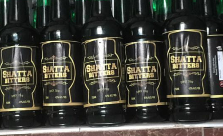 Image result for Shatta bitters